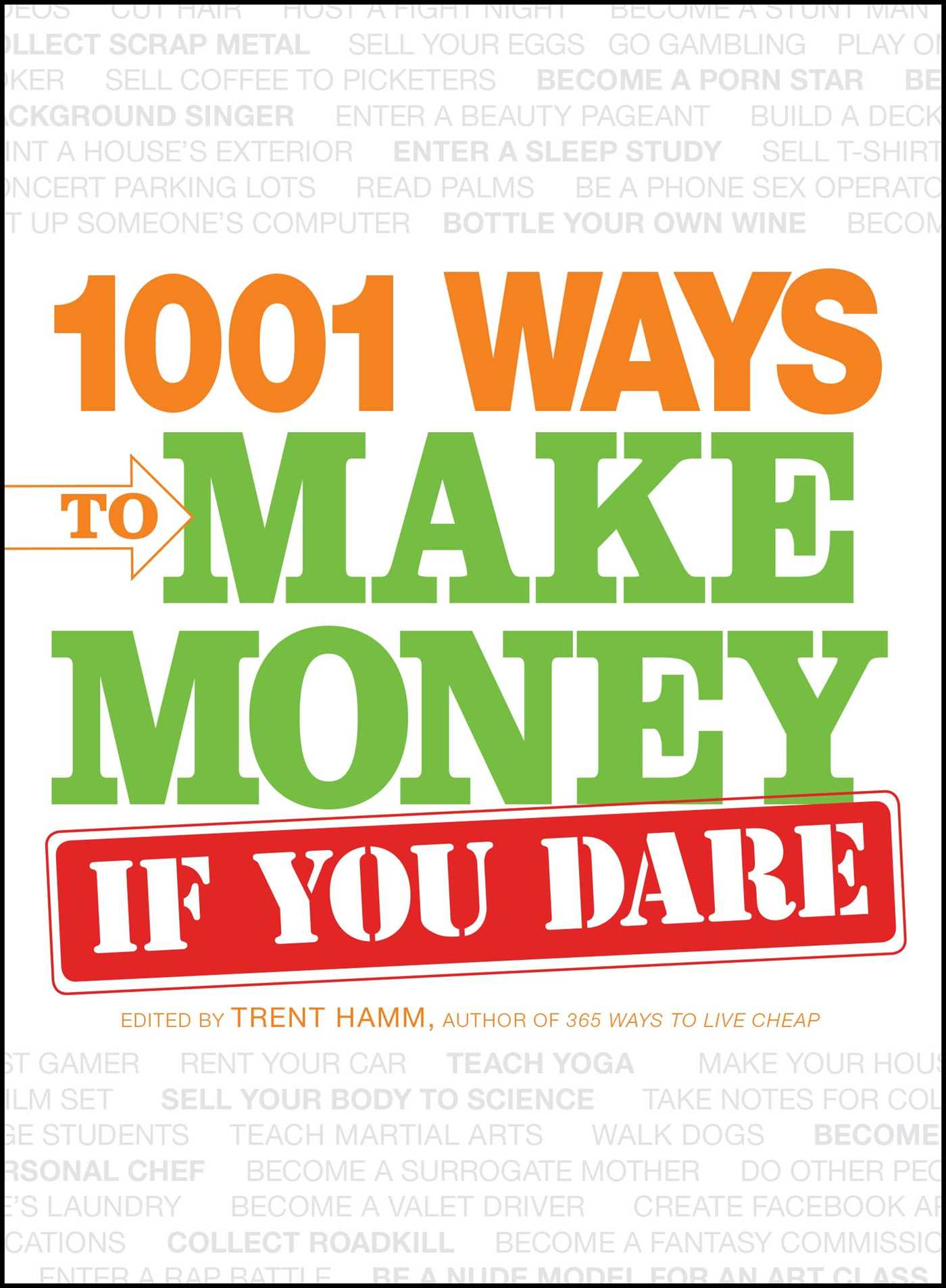 1001 ways to make money if you dare ebook by trent hamm official ebook 9781440504273 fandeluxe Image collections