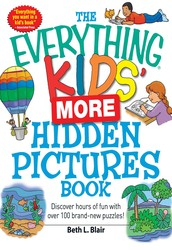The Everything Kids' More Hidden Pictures Book