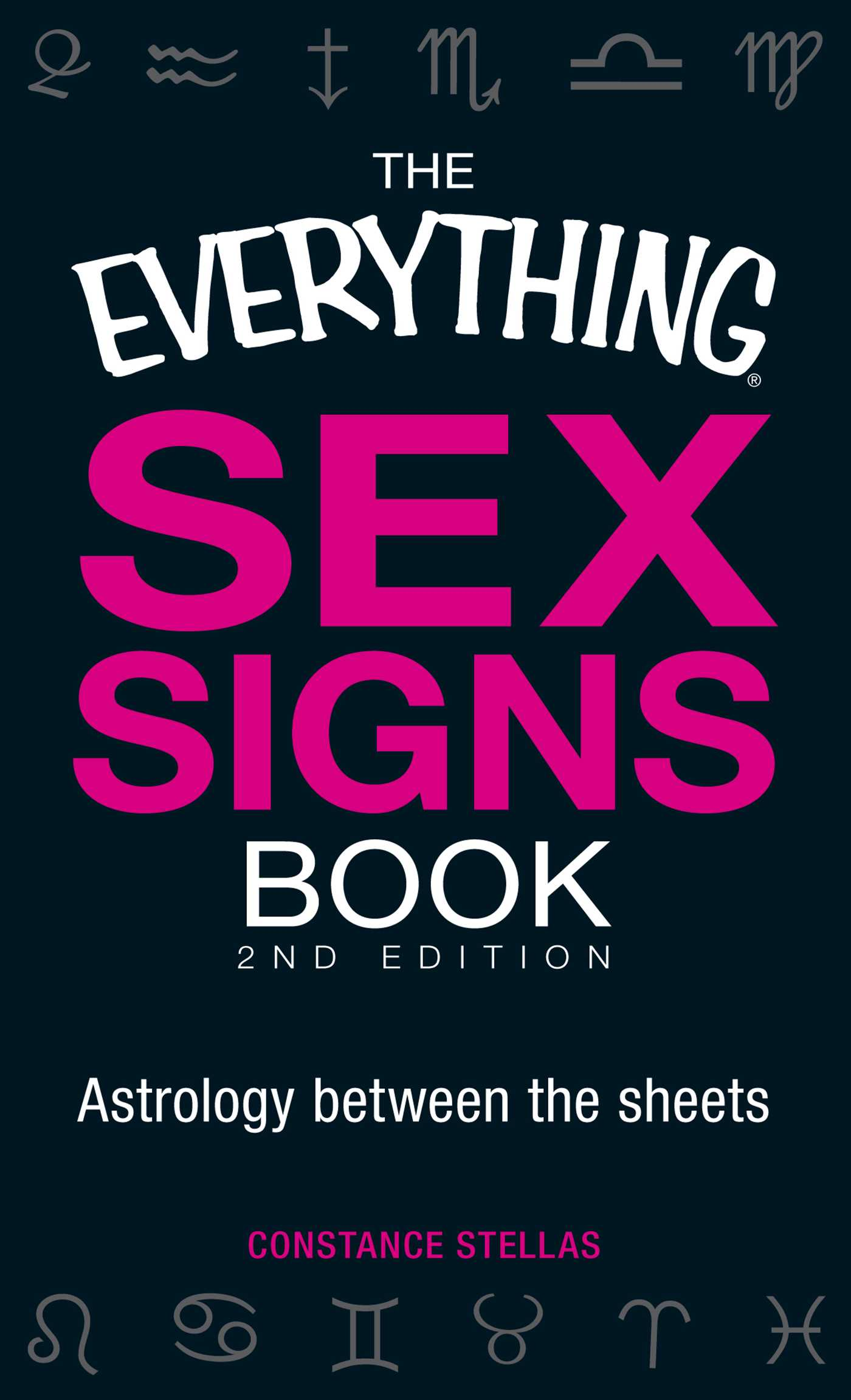 The everything sex signs book ebook by constance stellas the everything sex signs book 9781440511233 hr fandeluxe PDF