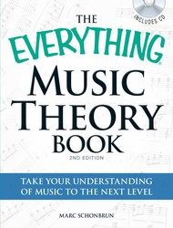 The Everything Music Theory Book with CD