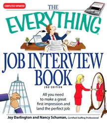 The Everything Job Interview Book