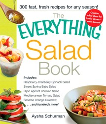 The Everything Salad Book