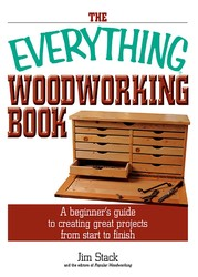 The Everything Woodworking Book