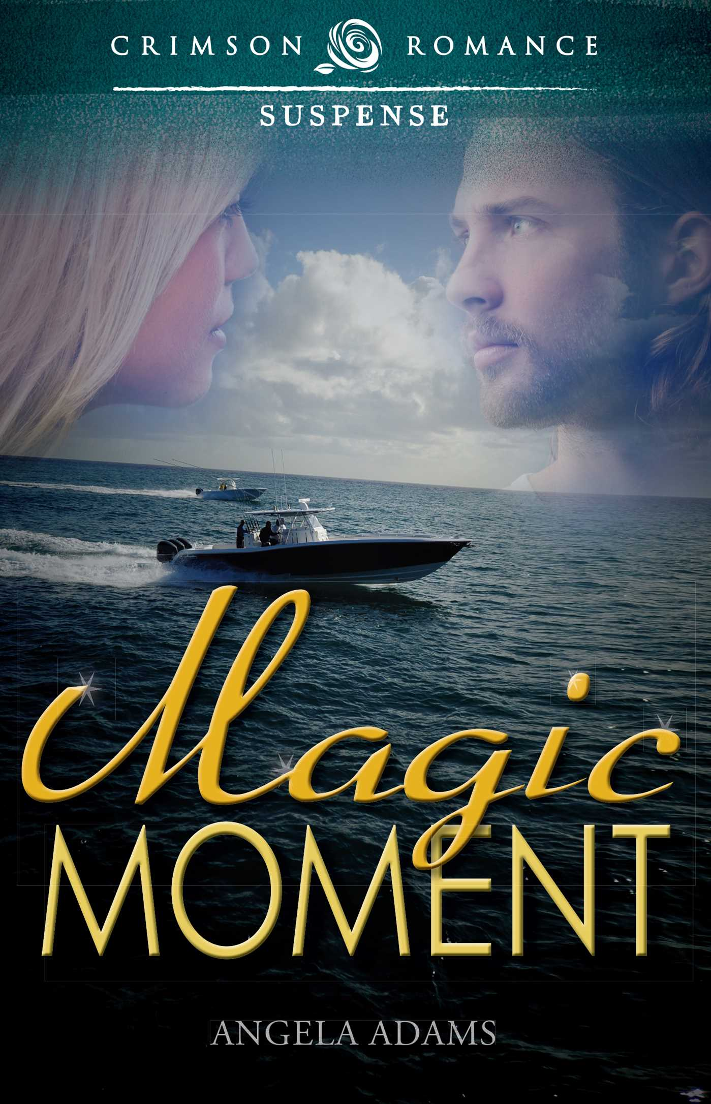 Magic moment 9781440554940 hr