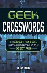Geek Crosswords