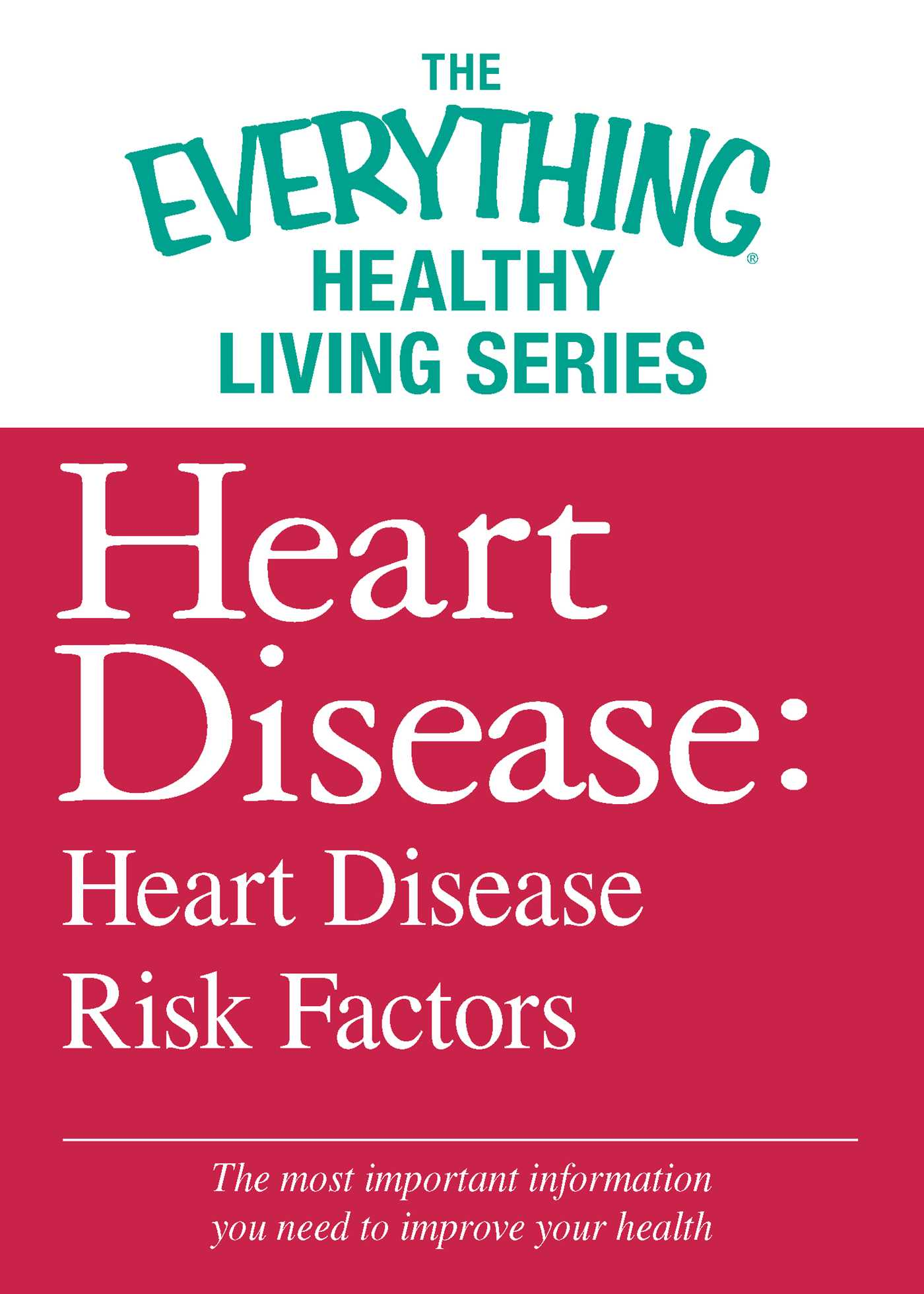Heart disease heart disease risk factors 9781440565748 hr