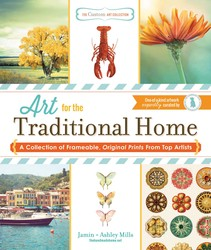 The Custom Art Collection - Art for the Traditional Home