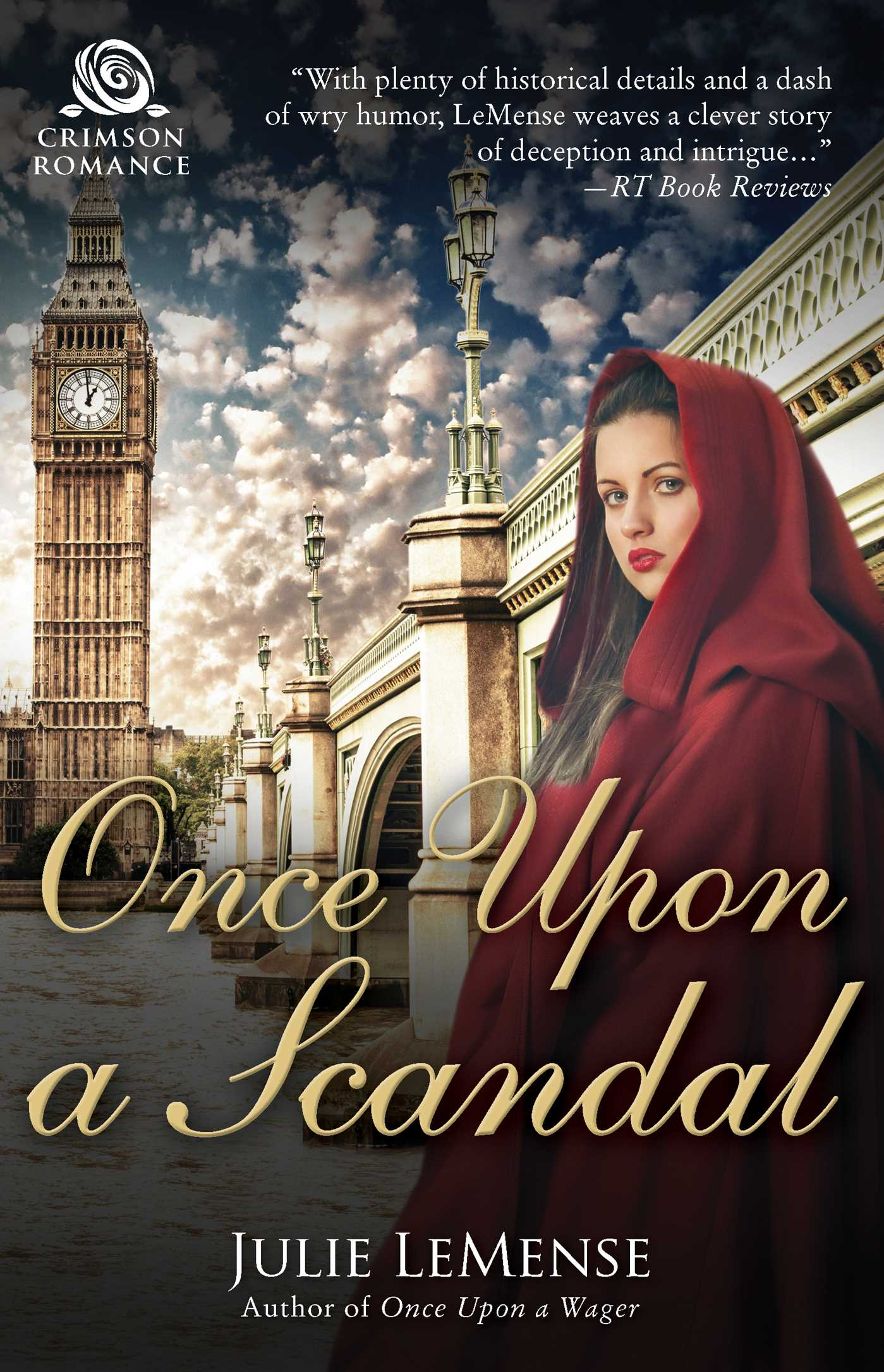 Once upon a scandal 9781440586651 hr