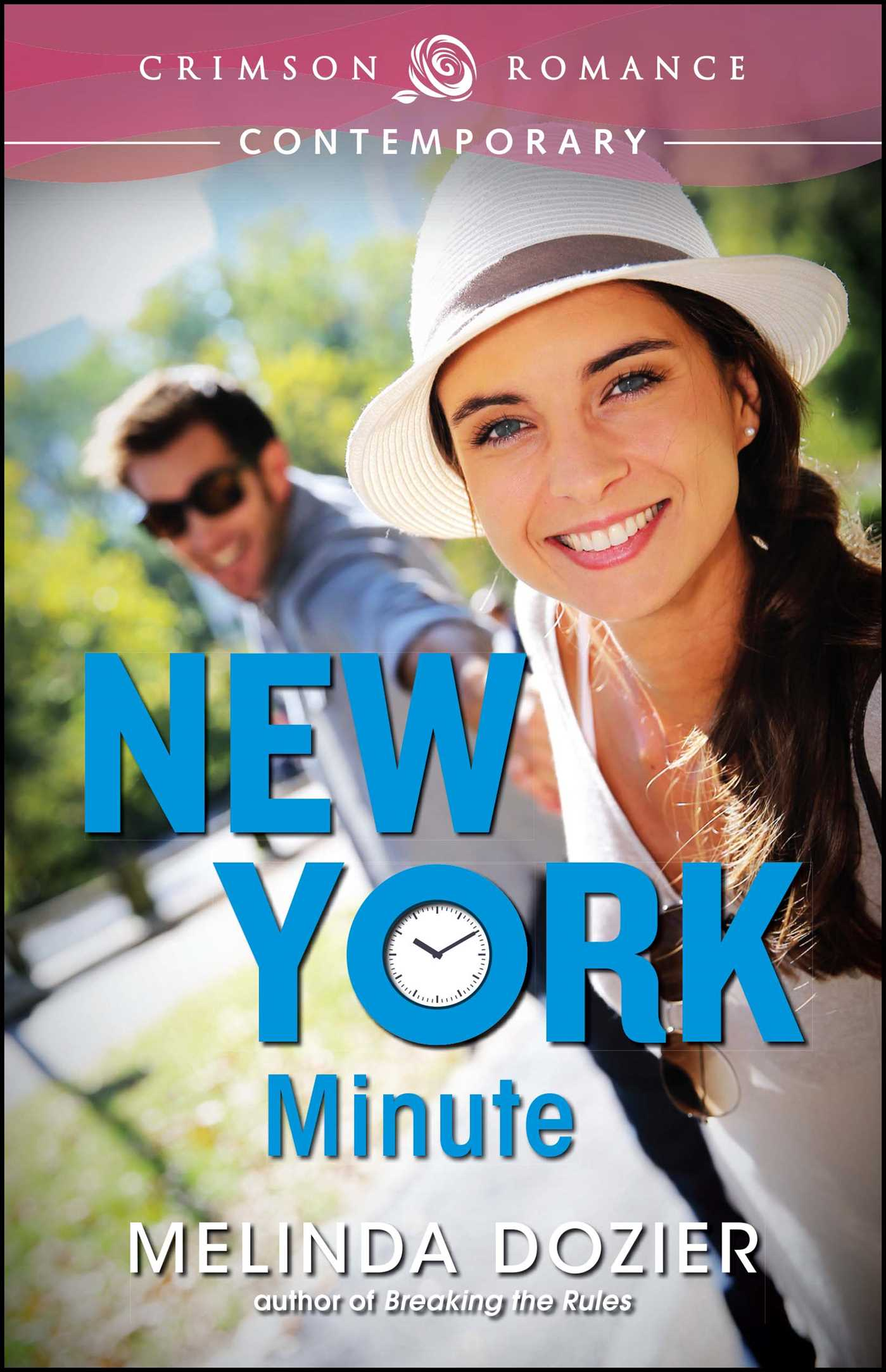 New york minute 9781440589119 hr