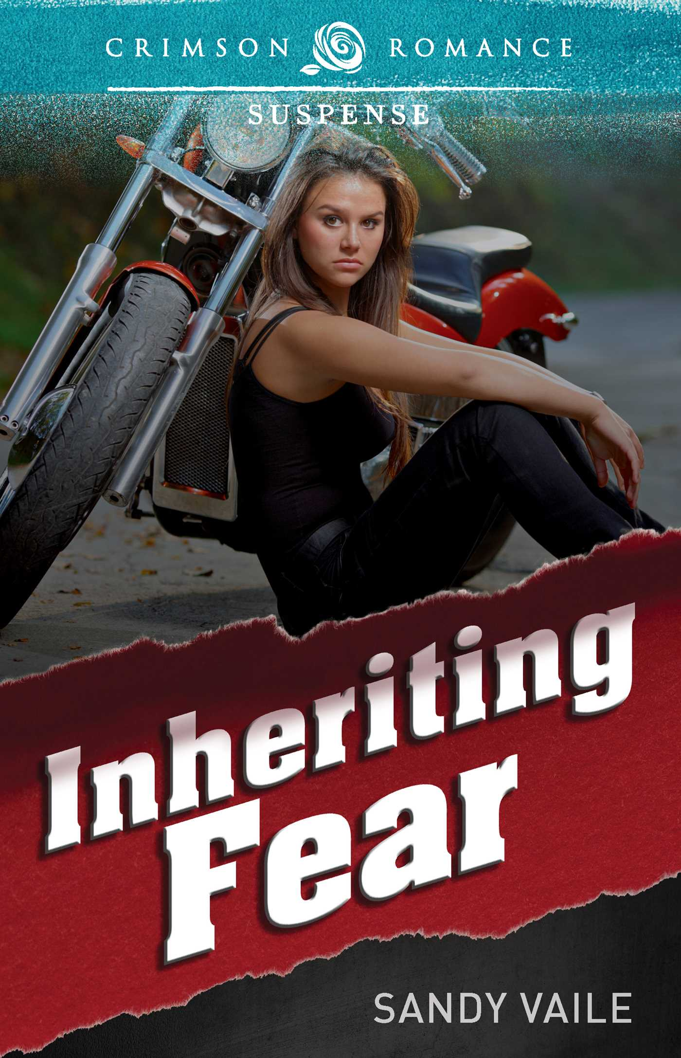 Inheriting fear 9781440589928 hr