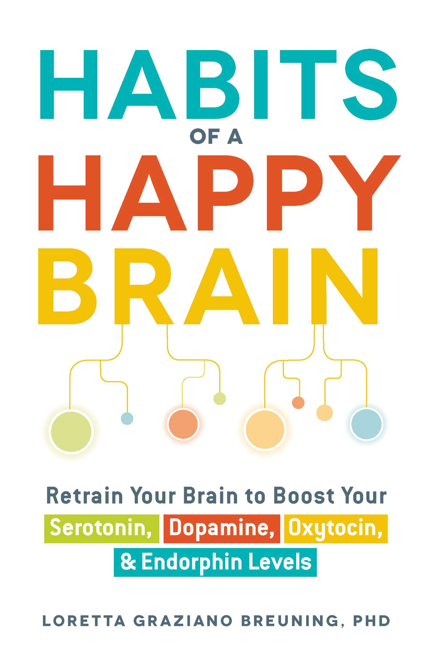 Habits of a happy brain 9781440590511 hr