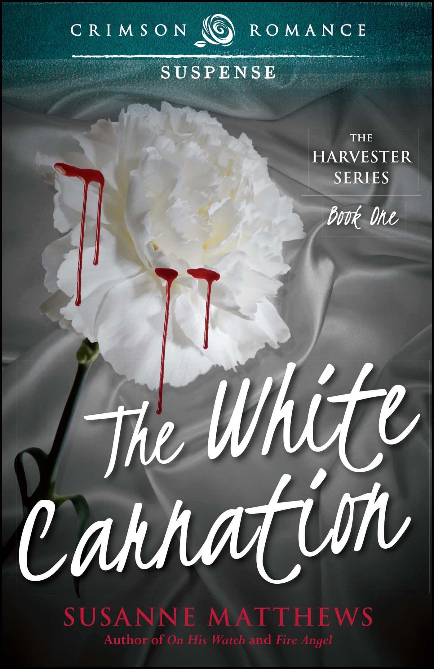 The white carnation 9781440591198 hr