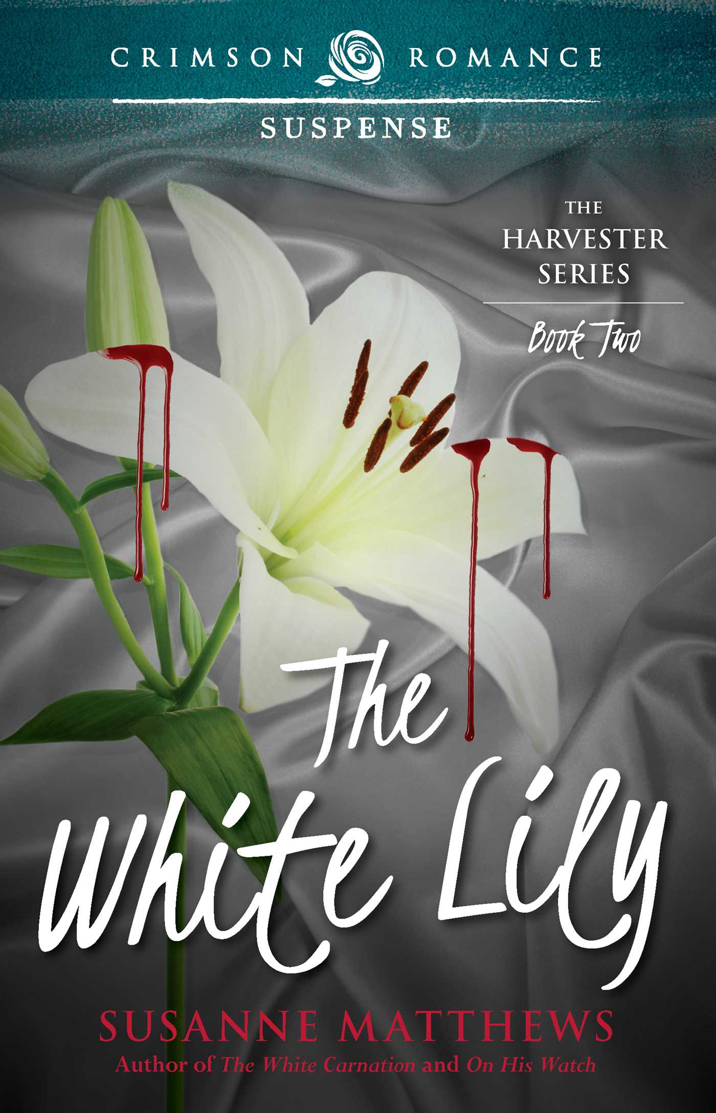 The white lily 9781440591228 hr