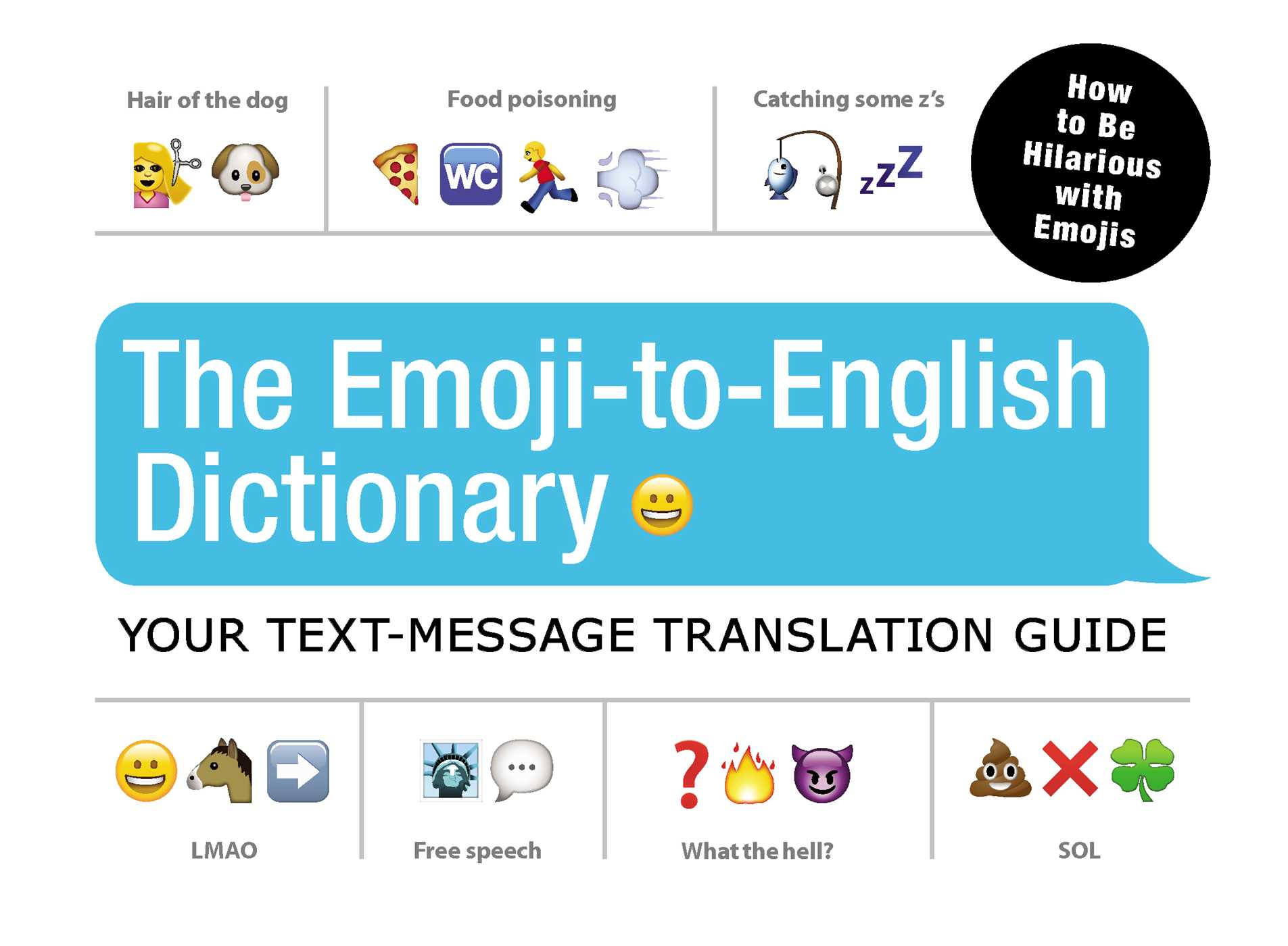 The emoji to english dictionary book by adams media official the emoji to english dictionary 9781440591402 hr buycottarizona