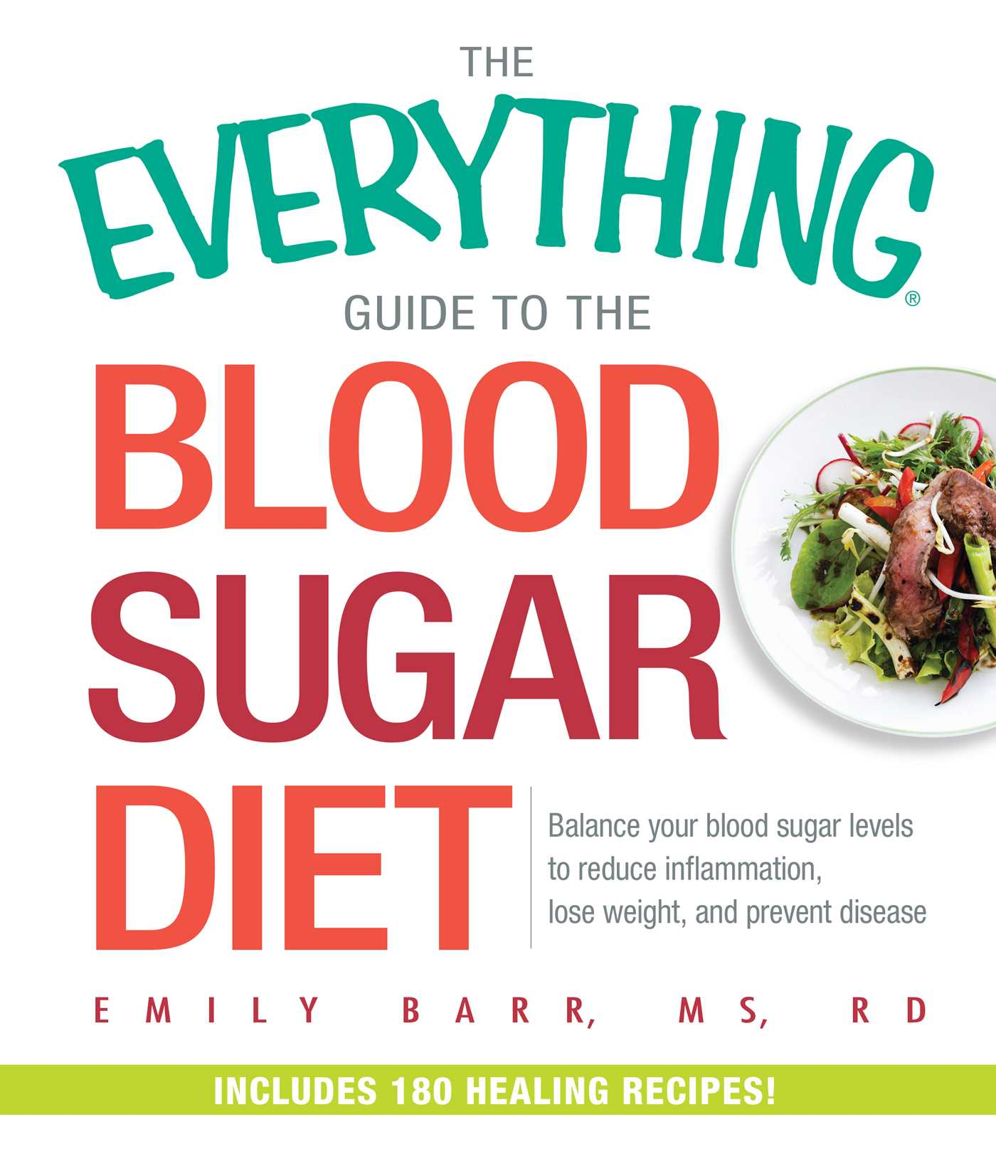 The everything guide to the blood sugar diet book by emily barr the everything guide to the blood sugar diet 9781440592553 hr forumfinder Image collections
