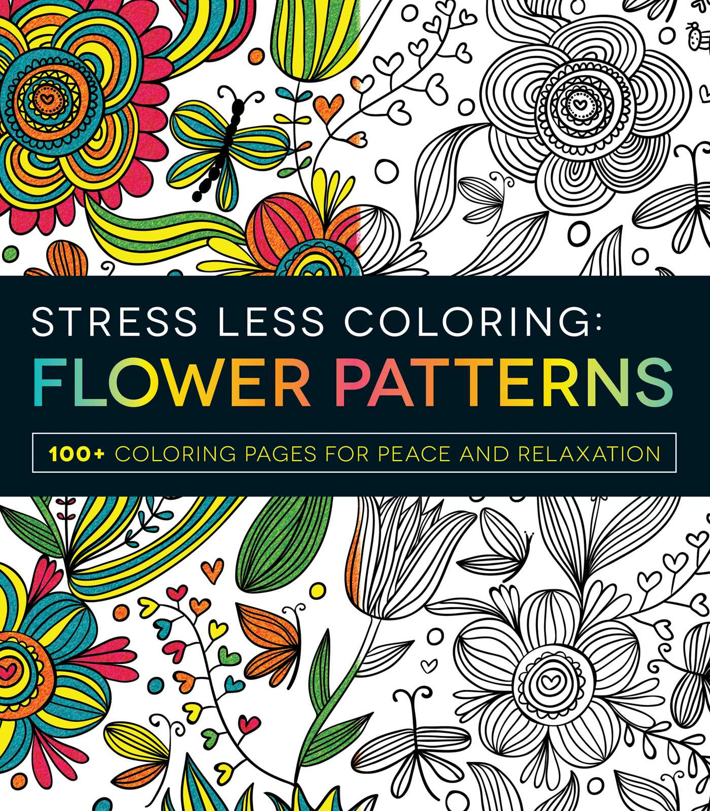 Book Cover Image Jpg Stress Less Coloring