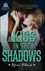A Kiss in the Shadows book cover