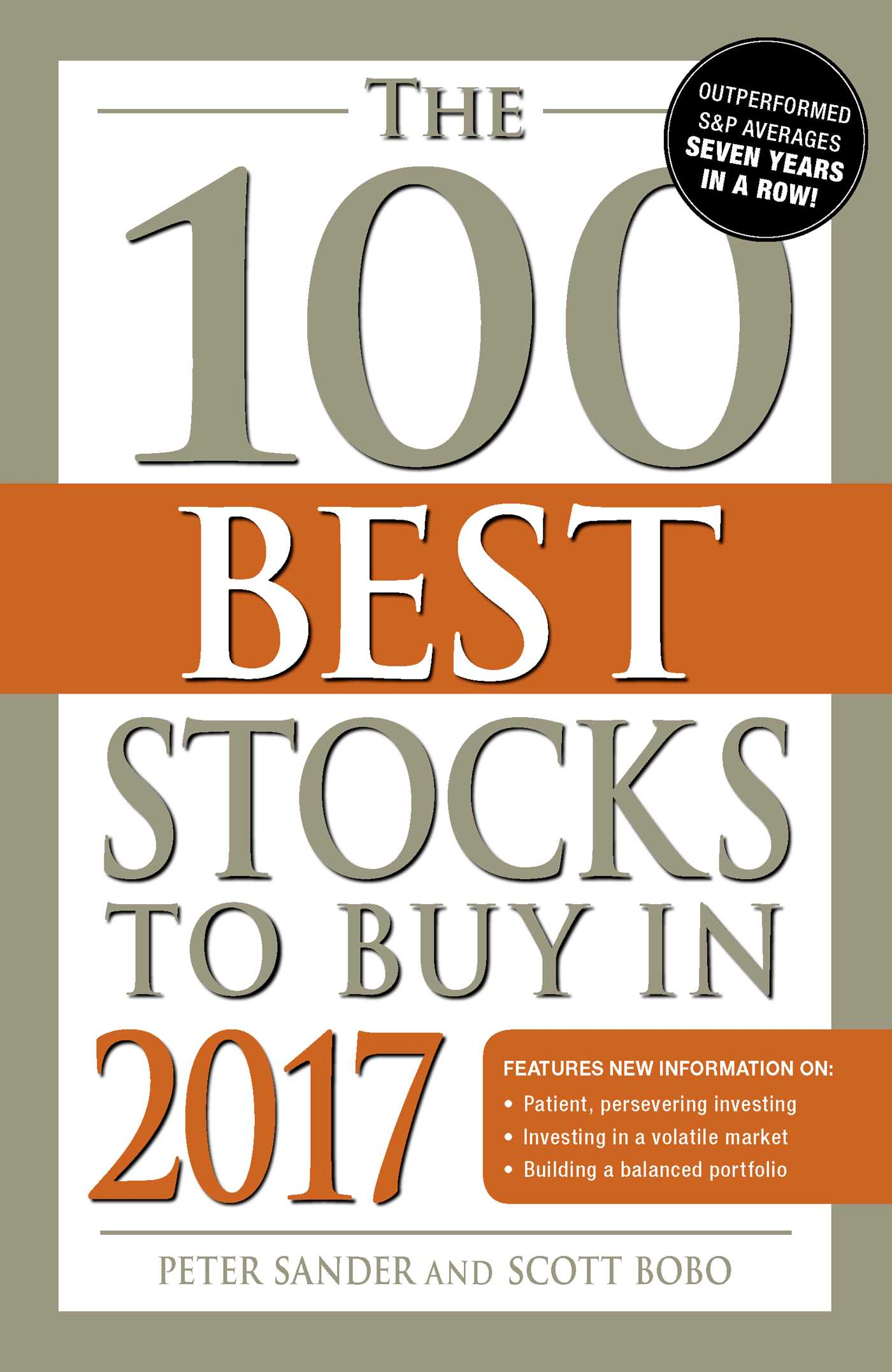 The 100 best stocks to buy in 2017 9781440596025 hr