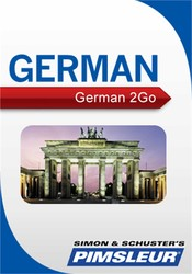 Pimsleur German 2Go