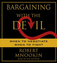 Bargaining with the Devil