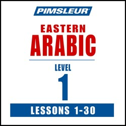 Pimsleur Arabic (Eastern) Level 1 MP3