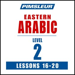 Arabic (East) Phase 2, Unit 16-20