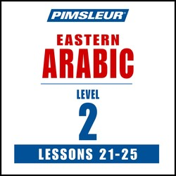 Arabic (East) Phase 2, Unit 21-25