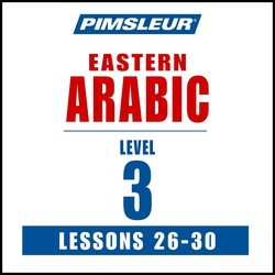 Arabic (East) Phase 3, Unit 26-30