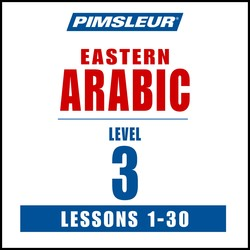 Pimsleur Arabic (Eastern) Level 3 MP3