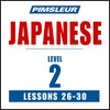 Pimsleur Japanese Level 2 Lessons 26-30 MP3