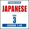 Pimsleur Japanese Level 3 MP3