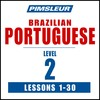 Pimsleur Portuguese (Brazilian) Level 2 MP3