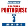 Pimsleur Portuguese (Brazilian) Level 3 Lessons 26-30 MP3