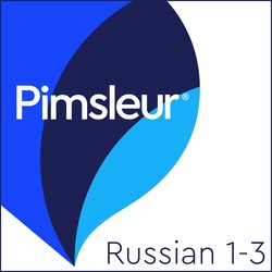 Pimsleur Russian Levels 1-3 MP3