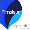 Pimsleur Spanish Level 1 Lessons 26-30 MP3