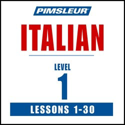 Pimsleur Italian Level 1 MP3