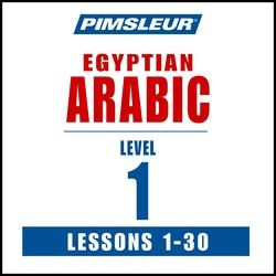 Arabic (Egy) Phase 1, Units 1-30