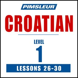 Croatian Phase 1, Unit 26-30