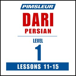 Dari Persian Phase 1, Unit 11-15