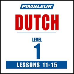 Dutch Phase 1, Unit 11-15
