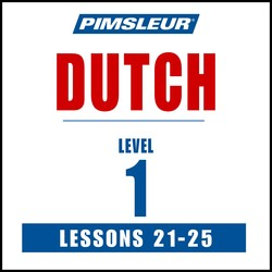 Dutch Phase 1, Unit 21-25