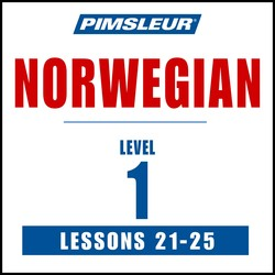 Norwegian Phase 1, Unit 21-25
