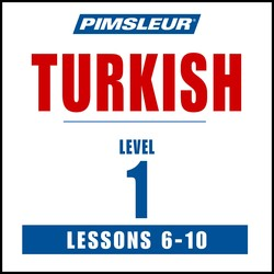 Turkish Phase 1, Unit 06-10