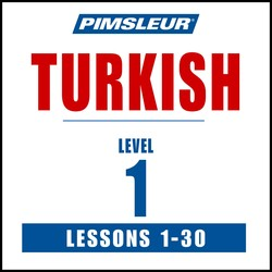 Pimsleur Turkish Level 1 MP3