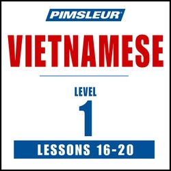 Vietnamese Phase 1, Unit 16-20