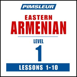 Pimsleur Eastern Armenian Level 1 MP3