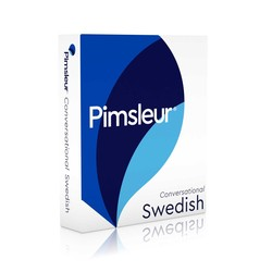 Pimsleur Swedish Conversational Course - Level 1 Lessons 1-16 CD