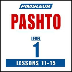 Pashto Phase 1, Unit 11-15