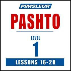 Pashto Phase 1, Unit 16-20