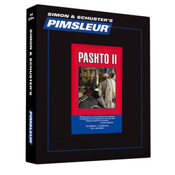 Pimsleur Pashto Level 2 CD
